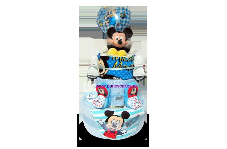 2. Πάνα Κέικ Mickey Mouse